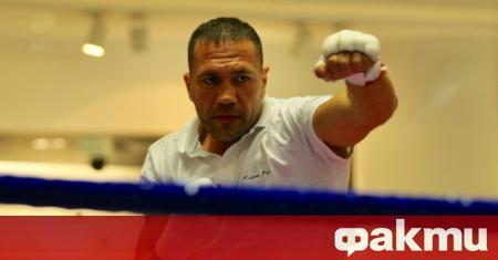 Българският боксьор Кубрат Пулев благодари за поздравите, които е получил