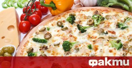 За всички любителки на пицата, които се страхуват да ѝ