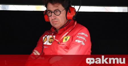 Ръководителят на Ферари Матиа Биното сподели мнението си за бъдещата