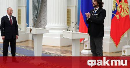 Литва обяви руският певец Филип Киркоров за персона нон грата,