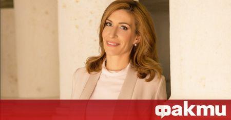 Депутатът от ГЕРБ и бивш министър на туризма Николина Ангелкова