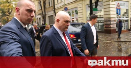Главният прокурор на Република България Иван Гешев свиква Общо събрание