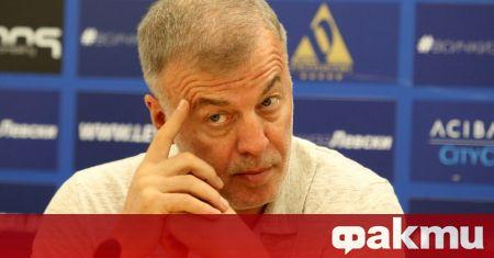 Наско Сираков е готов да се раздели с 30% от