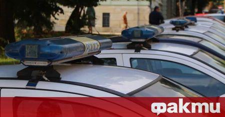 """Тежка катастрофа е станала на столичния булевард """"Ботевградско шосе"""" по-рано"""