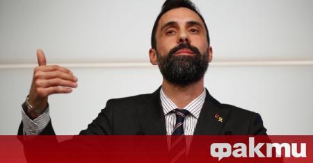 Високопоставен представител на Каталуния е бил предупреден, че телефонът му