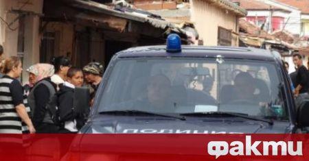 Девет души са задържани след сбиване в Шекер махала в
