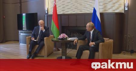 Русия ще предостави на Беларус кредит от 1,5 милиарда долара,