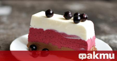 Перфектният леден десерт, с който може да заместите сладоледа от