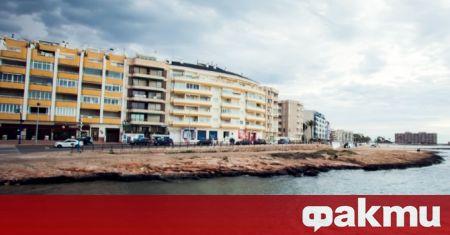 Средните цени на ваканционните апартаменти по испанското крайбрежие по време
