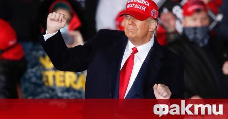 Предизборната кампания на Доналд Тръмп и Джо Байдън продължи със