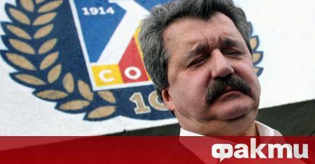 Бившият собственик на Левски - Тодор Батков коментира новината на