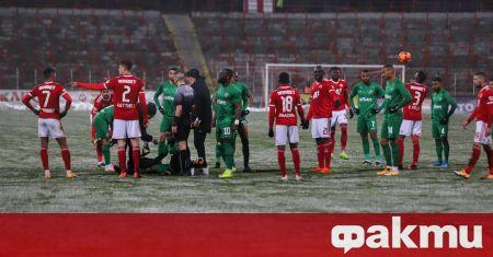ЦСКА продължава да няма победа над Лудогорец като домакин в