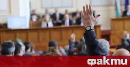 Депутатите ще разгледат днес промените в Закона за държавните резерви