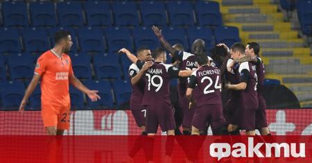 Отборът на Пари Сен Жермен спечели с 2:0 като гост