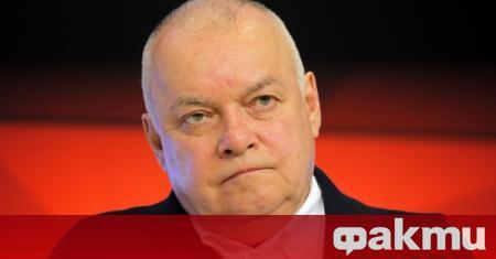 Медийният регулатор в Литва забрани излъчването на руската телевизия RT,