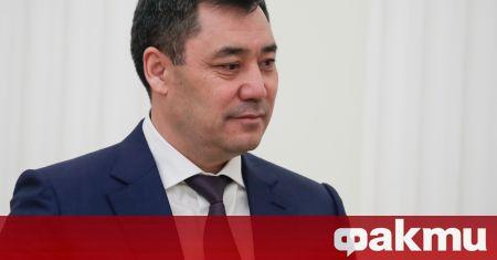 Изглежда, че голямото мнозинство от гражданите на Киргизстан са подкрепили
