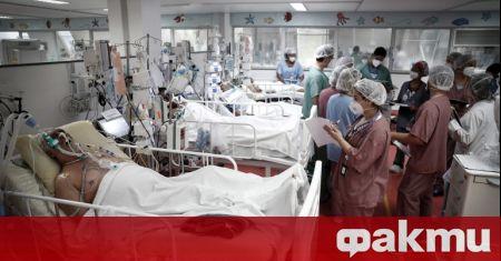 Вчера бяха регистрирани 3 122 нoви случая на коронавирус от
