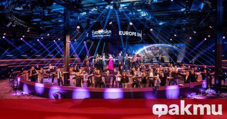 За първи път в историята на Евровизия: Виктория и участниците