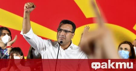 Крехка преднина за Социалдемократическия съюз на Зоран Заев в Северна