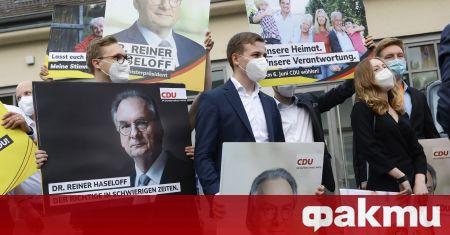 Неочаквани резултати на местните избори в Германия. Християндемократите на канцлера