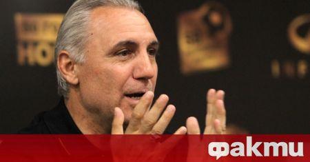 Легендата на българския футбол - Христо Стоичков, даде интервю пред