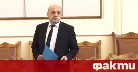 Томислав Дончев отговори на въпрос от парламентарната трибуна отностно безопасността