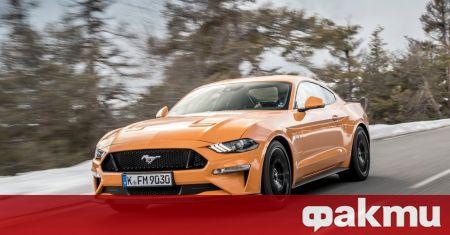 Шестата генерация на Ford Mustang се появи на пазара през