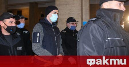 Викторио Александров получи 15 години затвор за убийството на приятелката