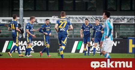Наполи продължава с противоречивото си представяне в Серия