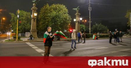 Студенти се включиха в протеста в София, пише БГНЕС. Те
