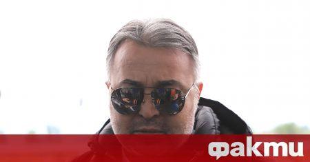 Селекционерът на българския национален тим по футбол Ясен Петров изрази