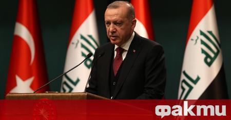 Турският президент Реджеп Тайип Ердоган съобщи, че през четирите дни