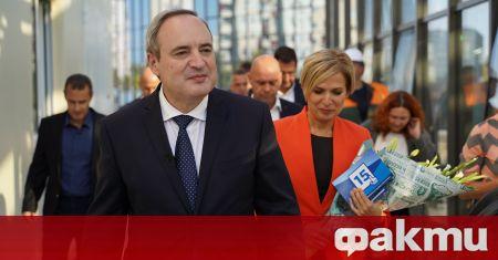 Сегашният държавен глава Румен Радев и назначеният от него служебен