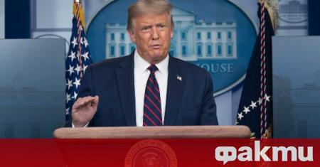 Американският президент Доналд Тръмп заяви, че преброяването на гласовете в