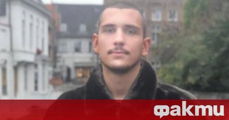 Кристиан Николов, обвиняем за катастрофата, при която загина Милен Цветков,