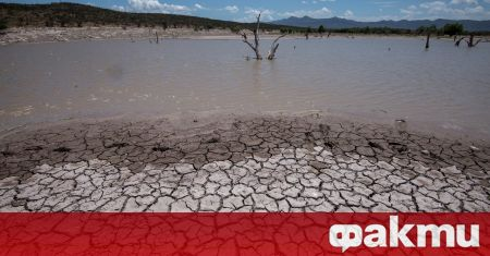 Недостигът на вода и засушаването може да нанесат щети от
