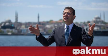 Кметът на Истанбул Екрем Имамоглу е дал положителен тест за