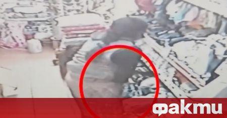 Куриозна развръзка на опит за кражба от магазин в Бургас.