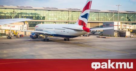 Британски авиокомпании предложиха списък от 45 държави, които да бъдат