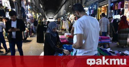Цяла Сирия остана без ток заради експлозия на газопровод, предаде