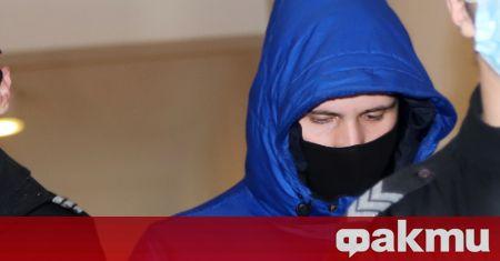 Кристиан Николов, подсъдим за катастрофата, при която загина журналистът Милен