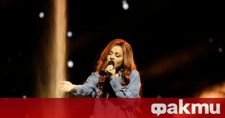 Първата репетиция на Виктория на сцената на Евровизия 2021 се
