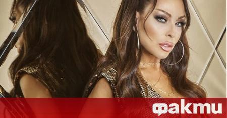Звездата от ранните години на поп фолка - Ивана, вече