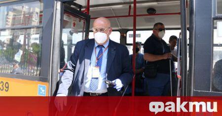 От днес в градския транспорт в София контрольорите ще могат