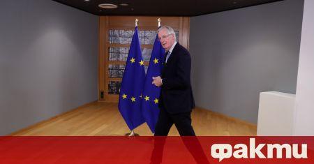 Мишел Барние обяви, че ще формира нова политическа група, съобщи