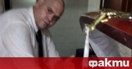 Бившият служител в погребална агенция Клаудио Фернандес проговори за момента,