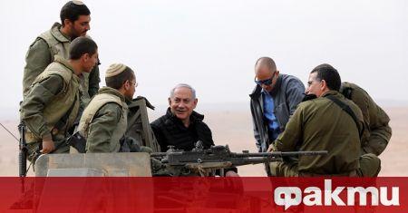 Израелският премиер Бенямин Нетаняху предупреди, че най-голямата офанзива срещу