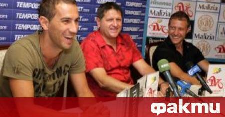 Стойко Сакалиев ще се захване с треньорската професия. Това призна