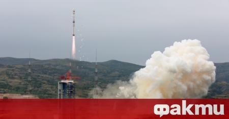 Представителите на Китай обявиха стартирането на космически кораб с два