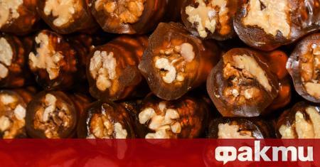 Сладък суджук е названието на известният турски био десерт –